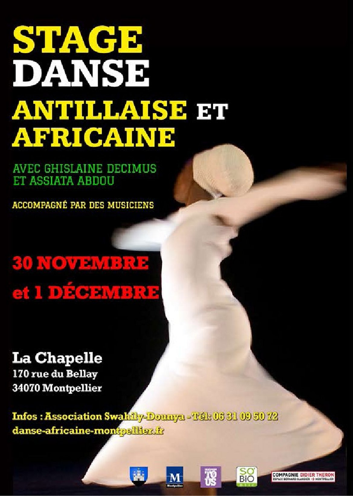 stage danse antillaise africaine 2013 1