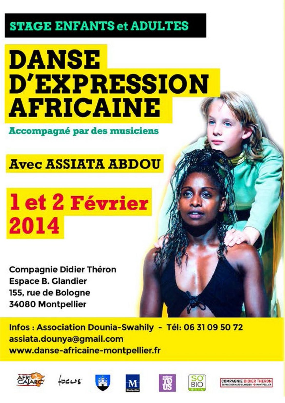 stages danse expression africaine jan14 1